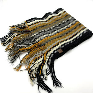 Roots Canada Vertical Stripe Scarf
